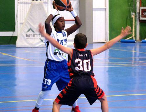 Escola de Bàsquet del Club Esportiu Laietà