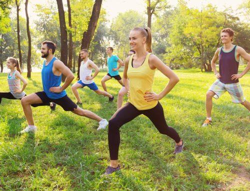 El GymLaietà ofereix classes a l'aire lliure entre el 7 i 17 de gener
