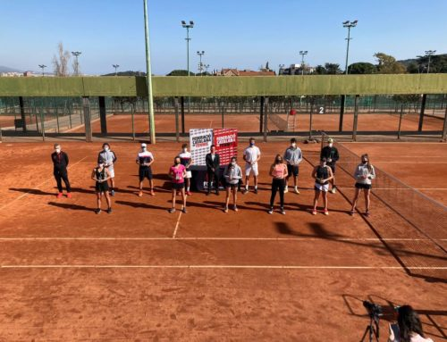 Doblet històric del Laietà en els Campionats de Catalunya de Tennis