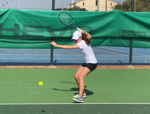 Resultats de les nostres tennistes de l'Escola de Competició