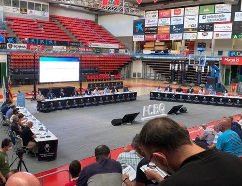 Assemblea General Federació Catalana de Bàsquet